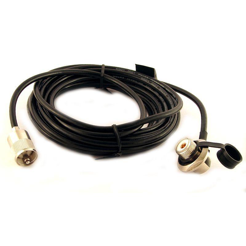 Крепление для автомобильной антенны Anli CL-3 UHF