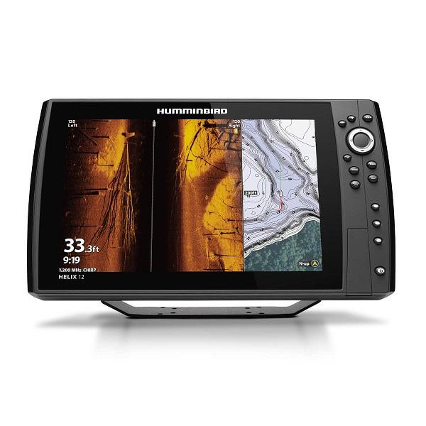 цена на Эхолот/картплоттер Humminbird HELIX 12x CHIRP MEGA SI+ GPS G3N (+ Леска в подарок!)