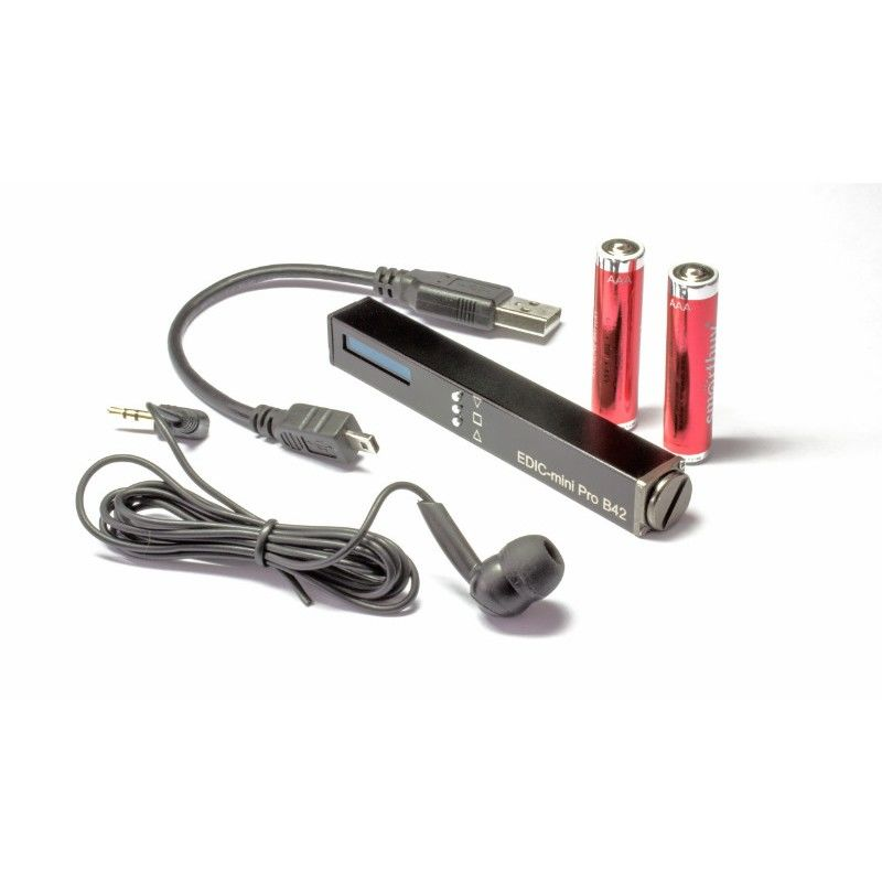лучшая цена Диктофон Edic-mini PRO B42-300h (Официальный дилер в России)