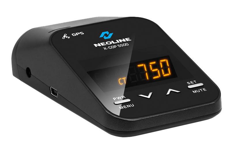 Neoline X-COP 5500 (+ Разветвитель и обновление ПО)