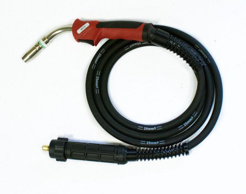 Горелка MIG 25 AIR COOL 230A(60%) EURO 3m