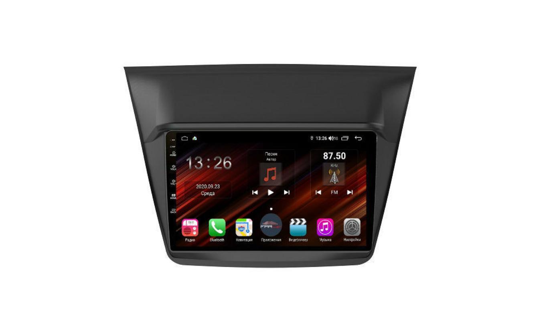 Штатная магнитола FarCar s400 Super HD для Mitsubishi на Android (XH094R) (+ Камера заднего вида в подарок!)