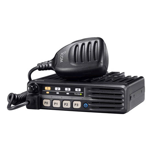 Профессиональная автомобильная рация Icom IC-F5013