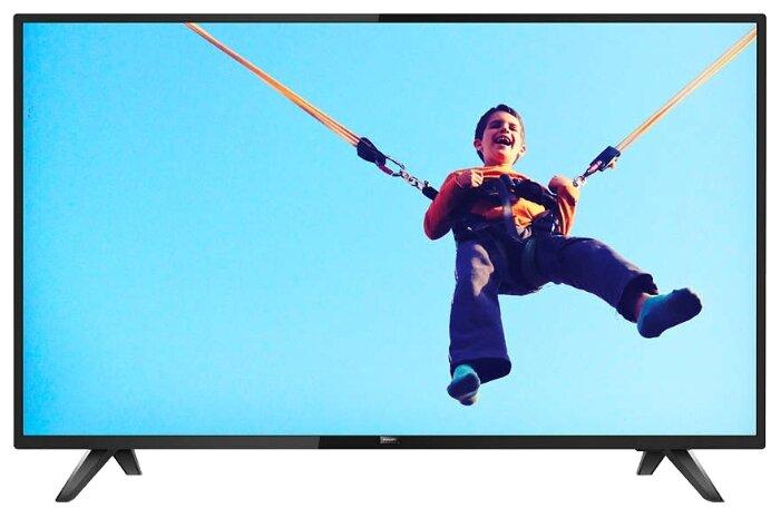 Телевизор Philips 32PHS5813/60, черный цена и фото