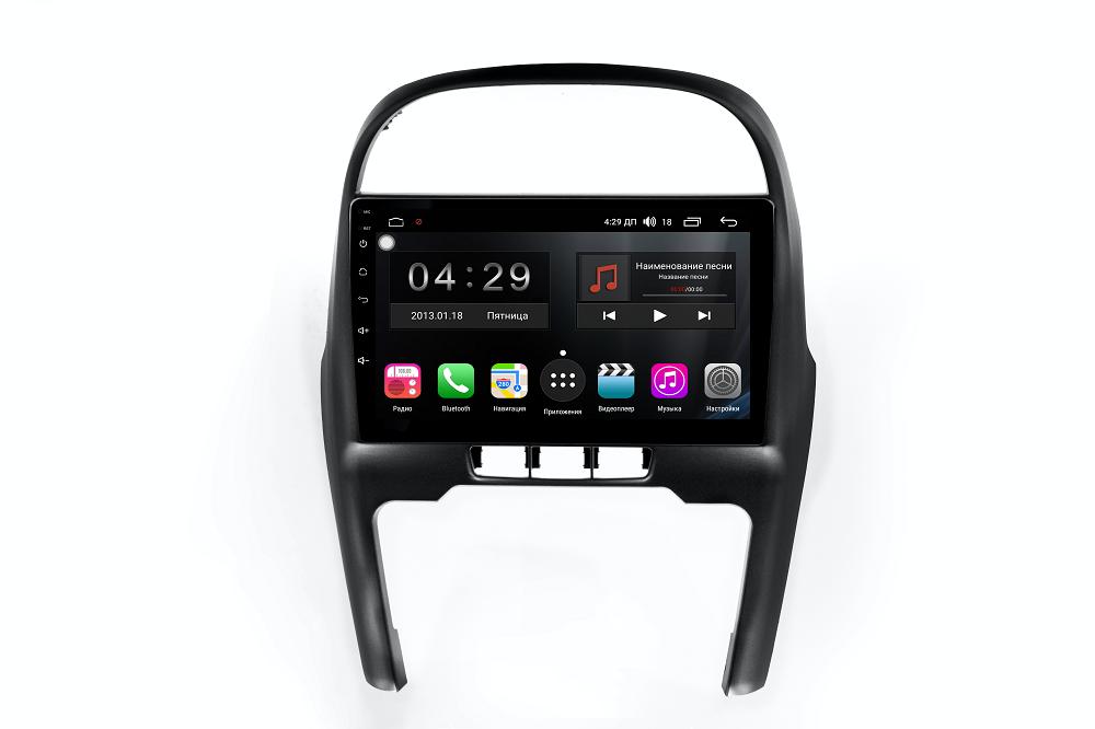 Штатная магнитола FarCar s300 для Chery Tiggo на Android (RL1036R) (+ Камера заднего вида в подарок!)