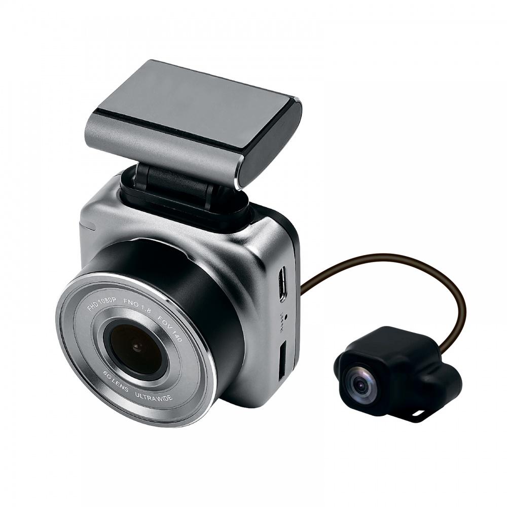 Видеорегистратор Slimtec Alpha X2 (+ Разветвитель в подарок!) видеорегистратор slimtec spy xw разветвитель в подарок