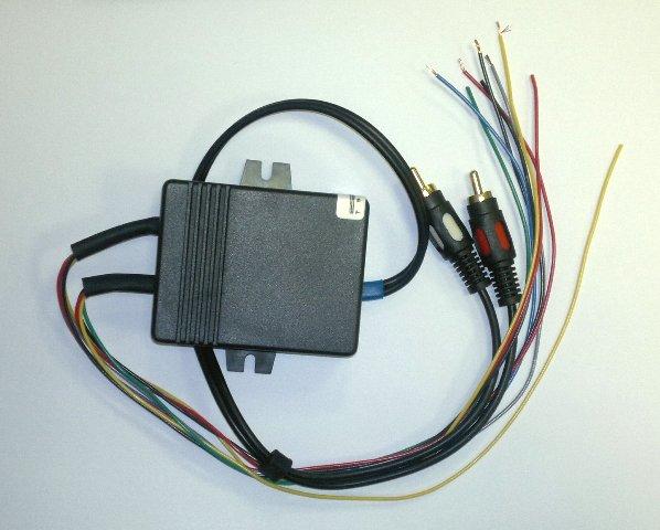 Контроллер усилителя Rockford Mitsubishi OutlanderАксессуары для автомагнитол<br>Контроллер усилителя Rockford Mitsubishi Outlander