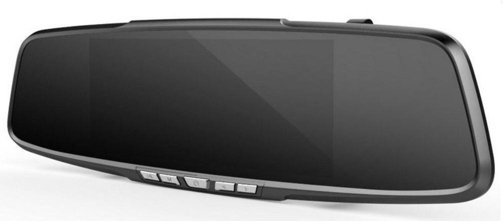 Зеркало с видеорегистратором и радар-детектором VIZANT 751 GPS (+ Антисептик-спрей для рук в подарок!)