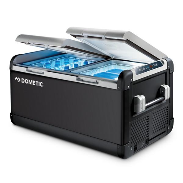 Компрессорный двухкамерный автохолодильник Dometic CoolFreeze CFX 95DZW (85 л, 12/24/220 В,USB) usb перезаряжаемый высокой яркости ударопрочный фонарик дальнего света конвой sos факел мощный самозащита 18650 батареи