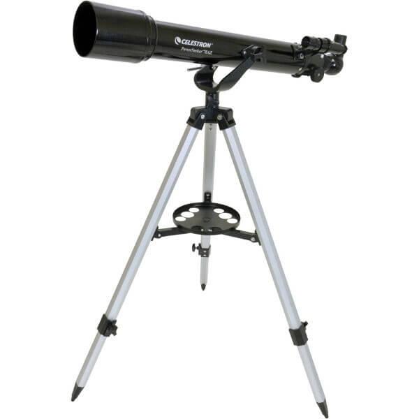 Телескоп Celestron PowerSeeker 70 AZ (+ Книга знаний «Космос. Непустая пустота» в подарок!) цена и фото