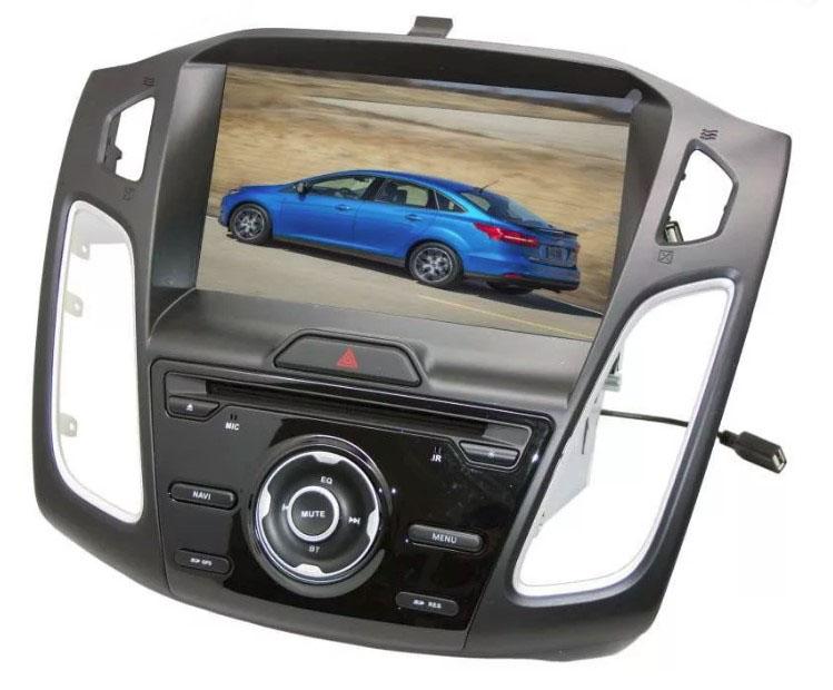 Штатная магнитола FarCar s170 для Ford Focus 3 на Android (L150/501)