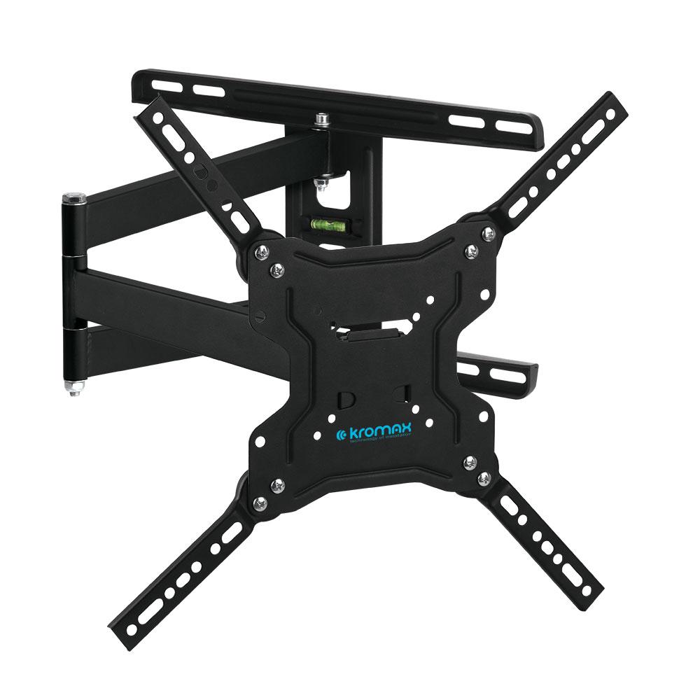 Кронштейн настенный LED/LCD телевизоров Kromax DIX-19 black.