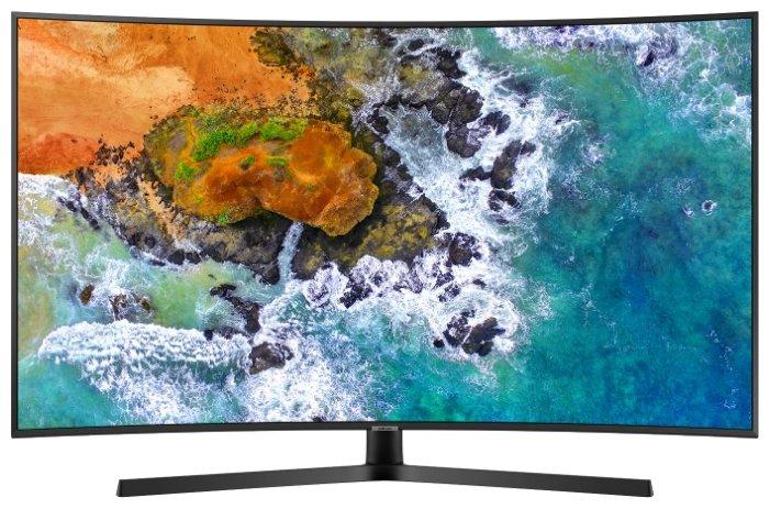 лучшая цена Телевизор Samsung UE65NU7500, 4K Ultra HD, черный