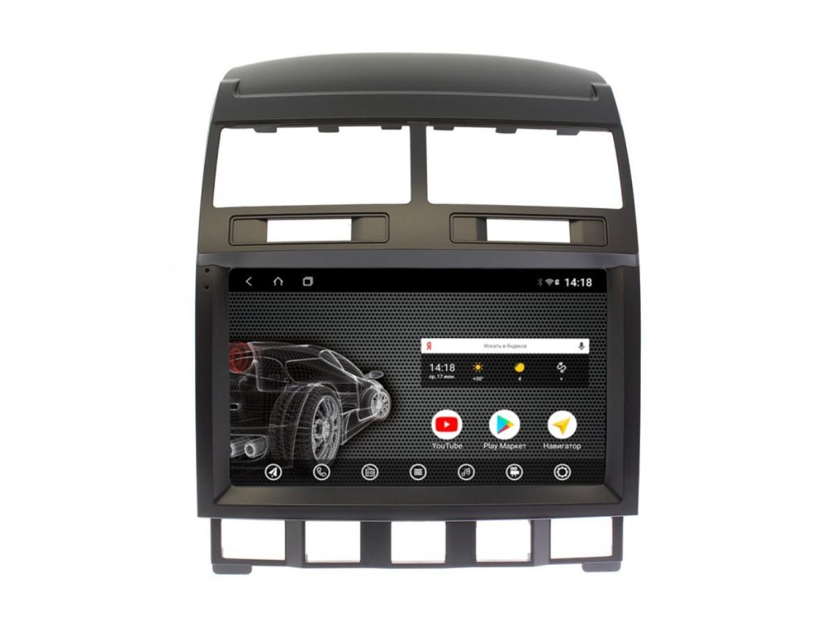 Головное устройство vomi ST402R9-T3 для Volkswagen Touareg 2003-2010 (+ Камера заднего вида в подарок!)