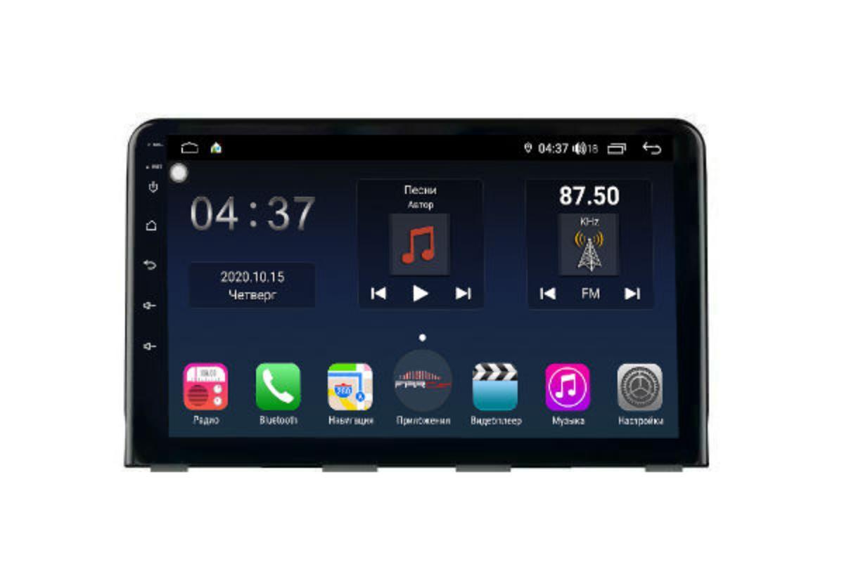 Штатная магнитола FarCar s400 для Hyundai Sonata на Android (TG1054R) (+ Камера заднего вида в подарок!)