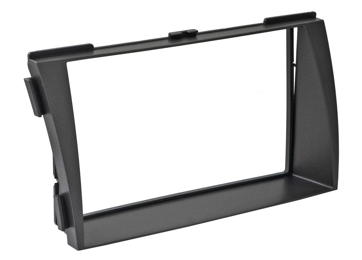 цена на Переходная рамка Incar 95-7333A для Hyundai Sonata NF 2DIN крепеж