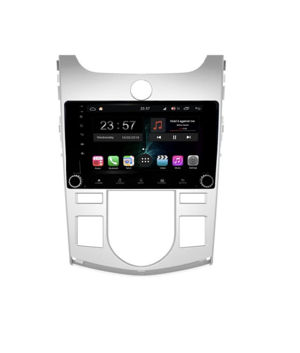 Штатная магнитола FarCar s300-SIM 4G для KIA Cerato на Android (RG038RB) (+ Камера заднего вида в подарок!)