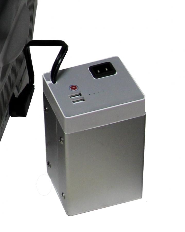 Автономная батарея для автохолодильников Alpicool Powerbank (15600мА/ч) батарея для ибп sven sv1272 12в 7 2а