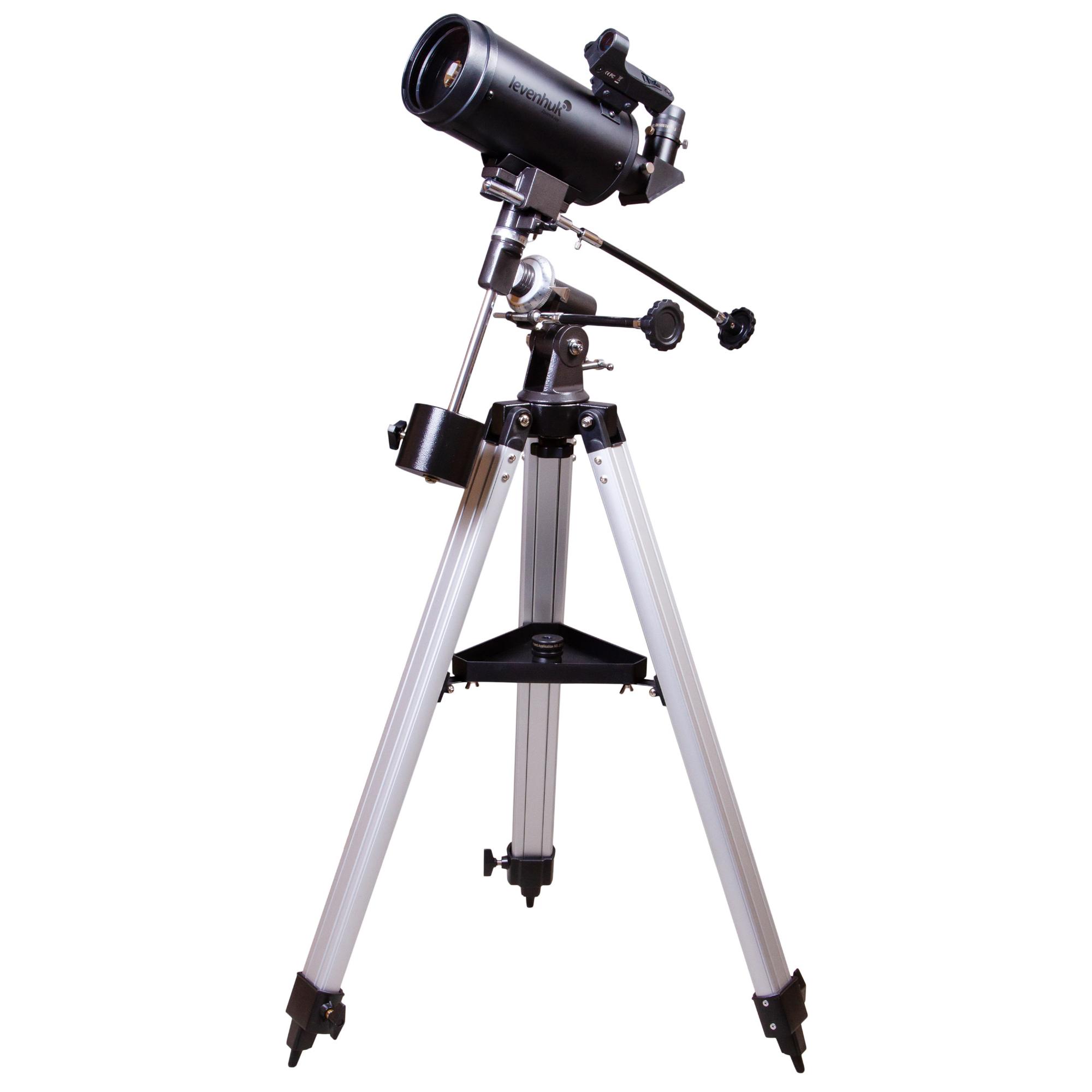 Фото - Телескоп Levenhuk Skyline PLUS 90 MAK (+ Книга знаний «Космос. Непустая пустота» в подарок!) дефлектор капота skyline mitsubishi lancer 10 2007
