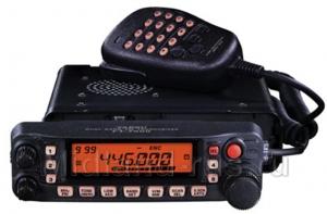 Мобильная радиостанция Yaesu FT-7900R автомобильная рация yaesu ft 2900r