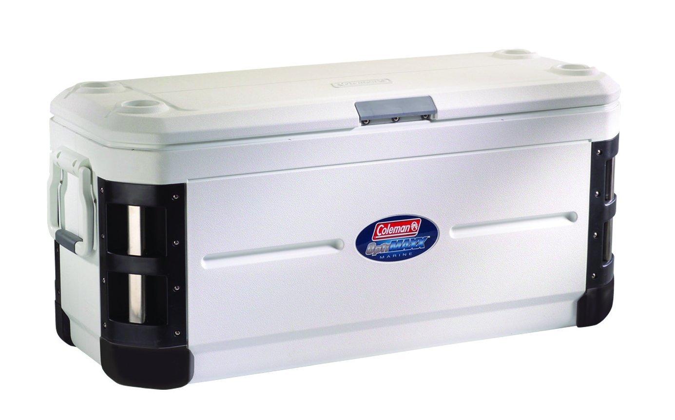Контейнер изотермический Coleman 200 QUART MARINE (189.3 л) контейнер изотермический campingaz isotherm 17l цвет синий объём 17l время хранения продуктов с аккумулятором холода до 20 5ч размер 39х46х27
