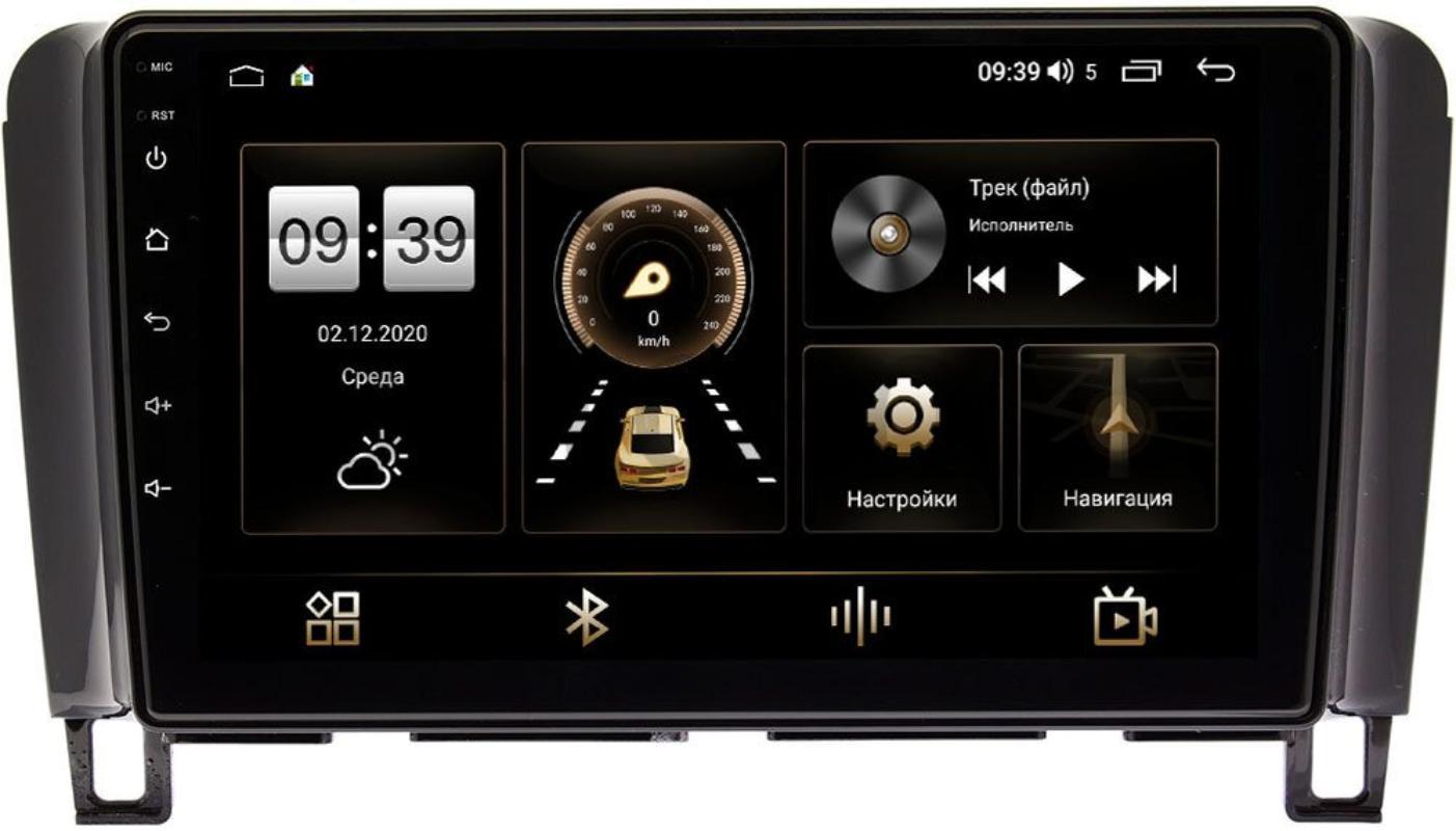 Штатная магнитола LeTrun 4166-9229 для Nissan Serena III (C25) 2005-2010, Serena IV (C26) 2010-2016 на Android 10 (4G-SIM, 3/32, DSP, QLed) (+ Камера заднего вида в подарок!)