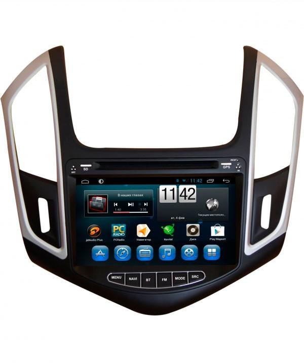 Штатная магнитола для Chevrolet Cruze (2012-2015) CARMEDIA KR-8055-T8 на Android 7.1