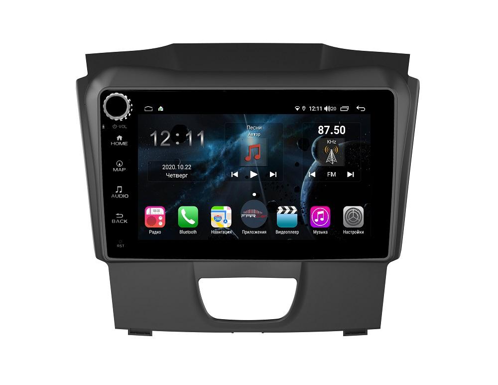 Штатная магнитола FarCar s400 для Chevrolet Colorado, Trailblazer на Android (H435RB) (+ Камера заднего вида в подарок!)