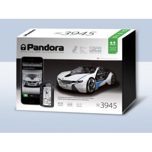 Автосигнализация Pandora DXL 3945 PRO автосигнализация pandora dx 50s 2can lin immo key