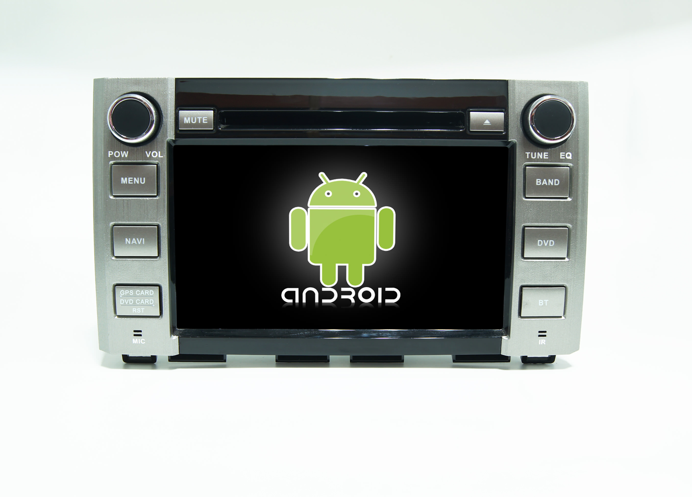 Штатная магнитола CARMEDIA QR-8091 DVD Toyota Tundra II 2013+ lsqstar 8 android4 0 capacitive screen car dvd player w gps fm bt wifi swc tv aux for toyota prius