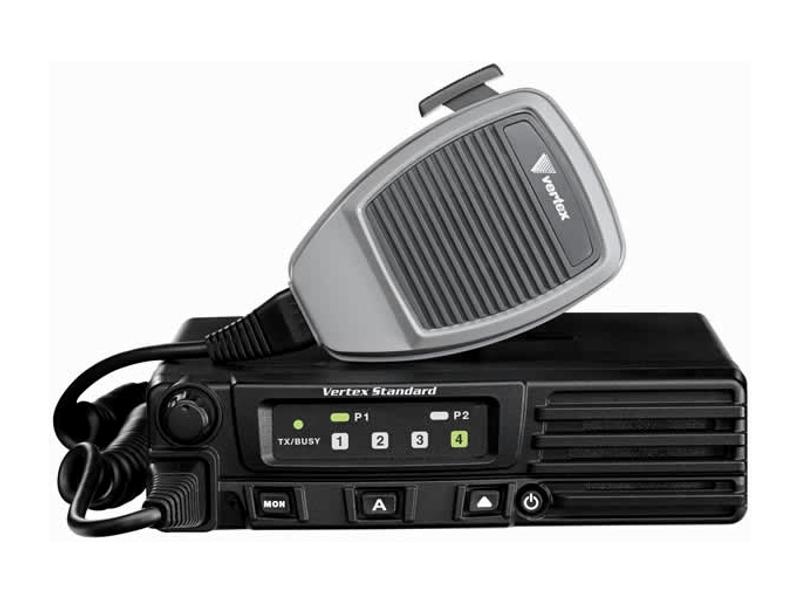 Базово-мобильная рация VERTEX VX-4107 (450-512 МГц) (+ настройка бесплатно!) базово мобильная рация vertex vx 4104 25 вт настройка бесплатно