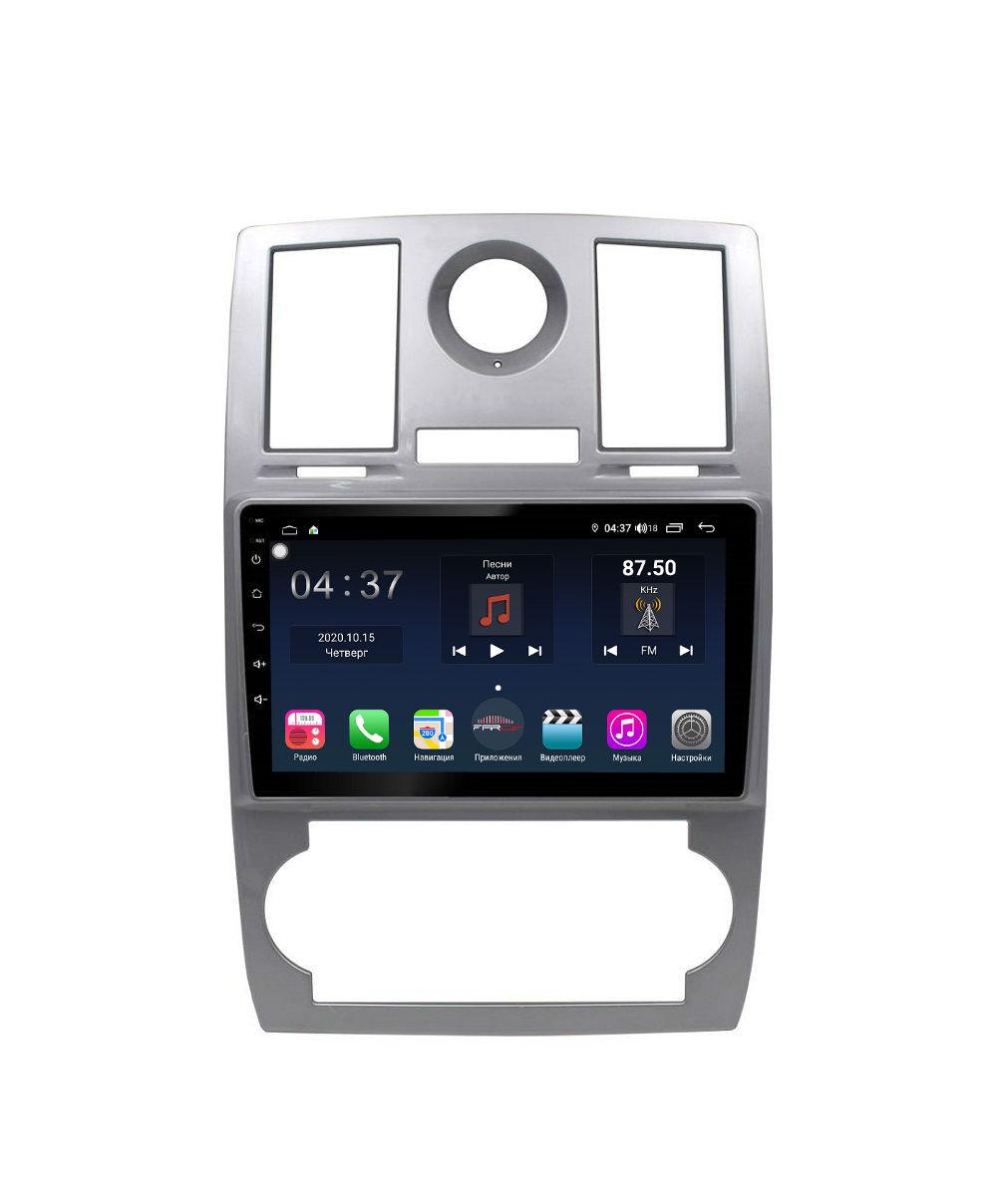 Штатная магнитола FarCar s400 для Chrysler 300C на Android (TG206R) (+ Камера заднего вида в подарок!)