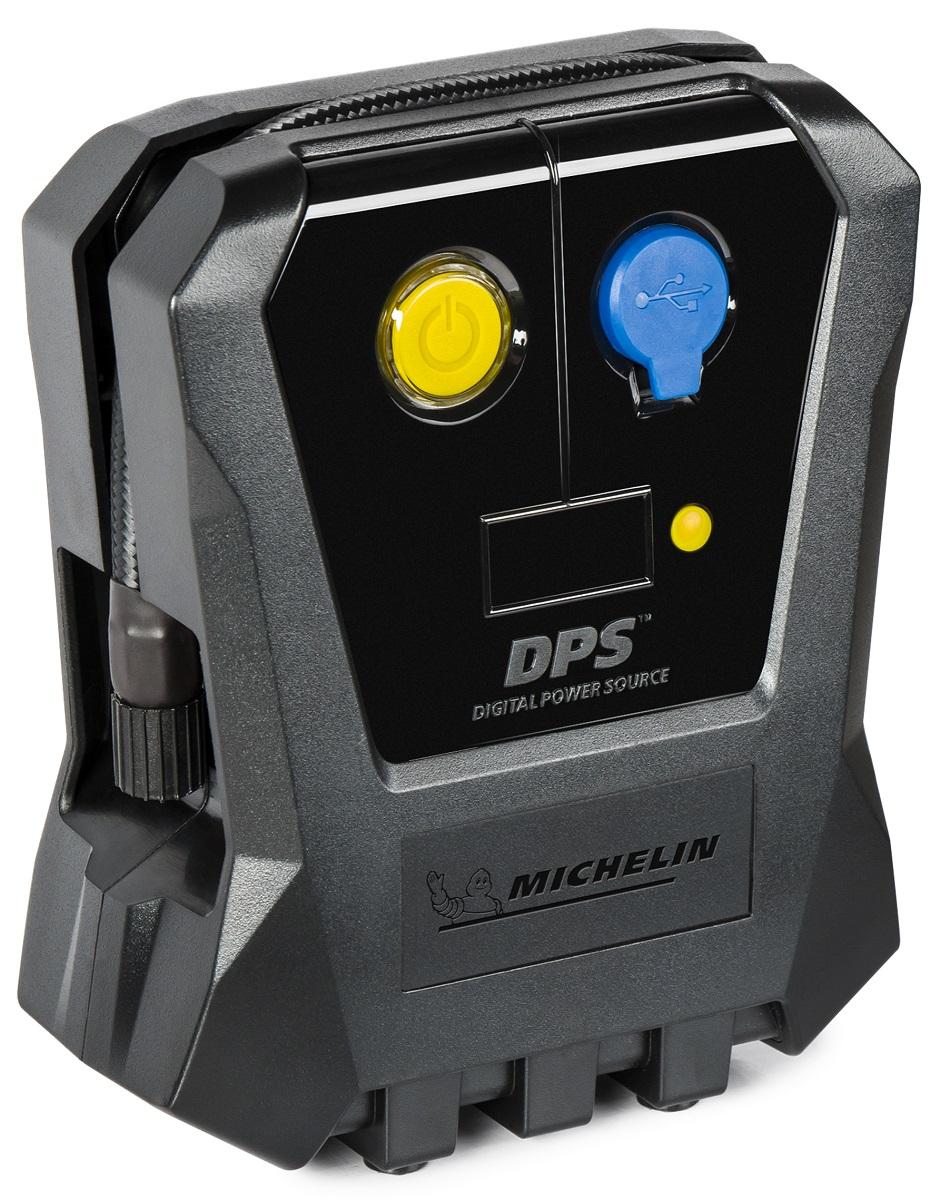 Картинка для Компрессор цифровой мембранный MICHELIN 12264(LED, USB) (+ Мешки для колёс в подарок!)
