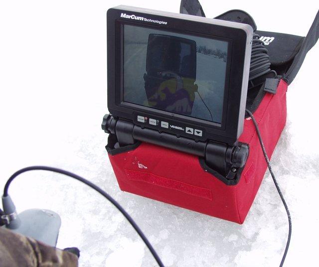 Подводная камера MarCum VS825SD подводная камера aqua vu micro plus dvr