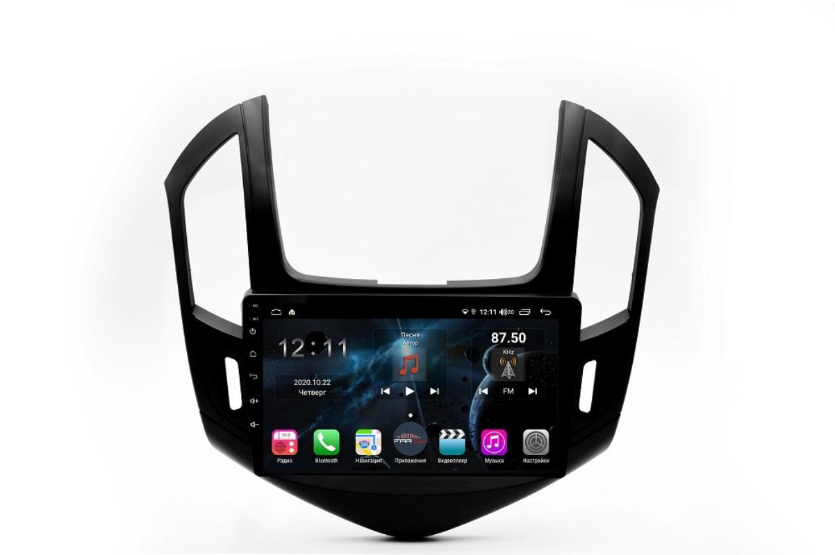 Штатная магнитола FarCar s400 для Chevrolet Cruze на Android (H261R) (+ Камера заднего вида в подарок!)