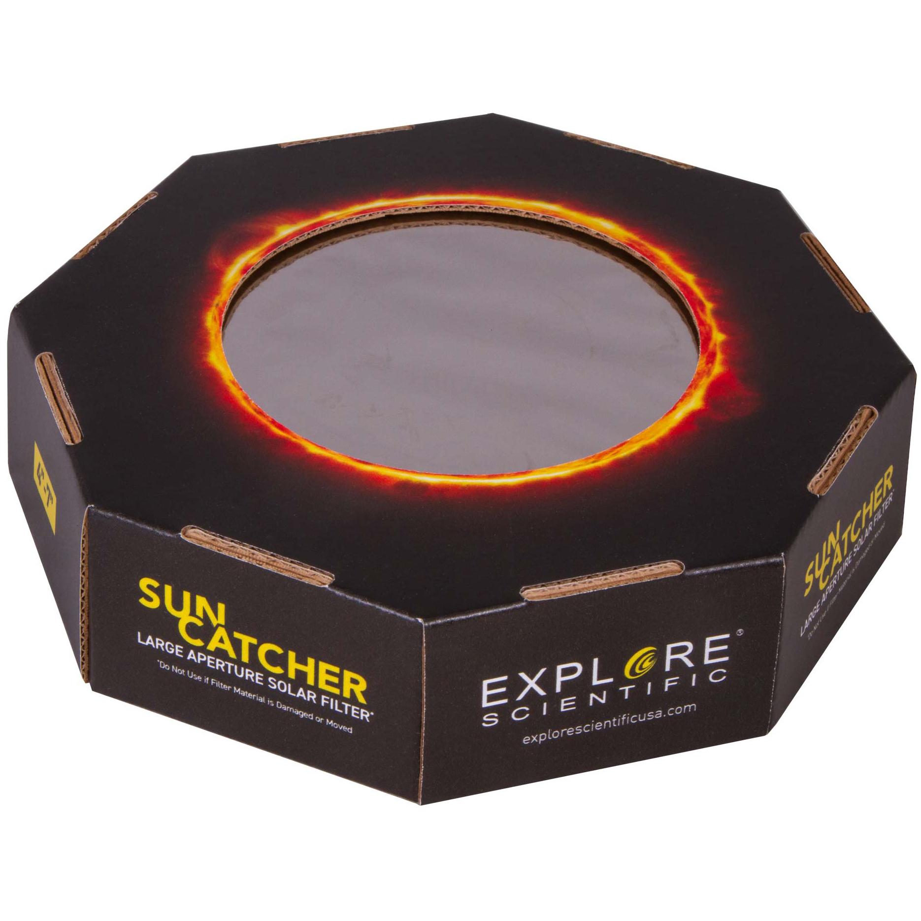 Фото - Солнечный фильтр Explore Scientific для телескопов 60–80 мм аксессуар