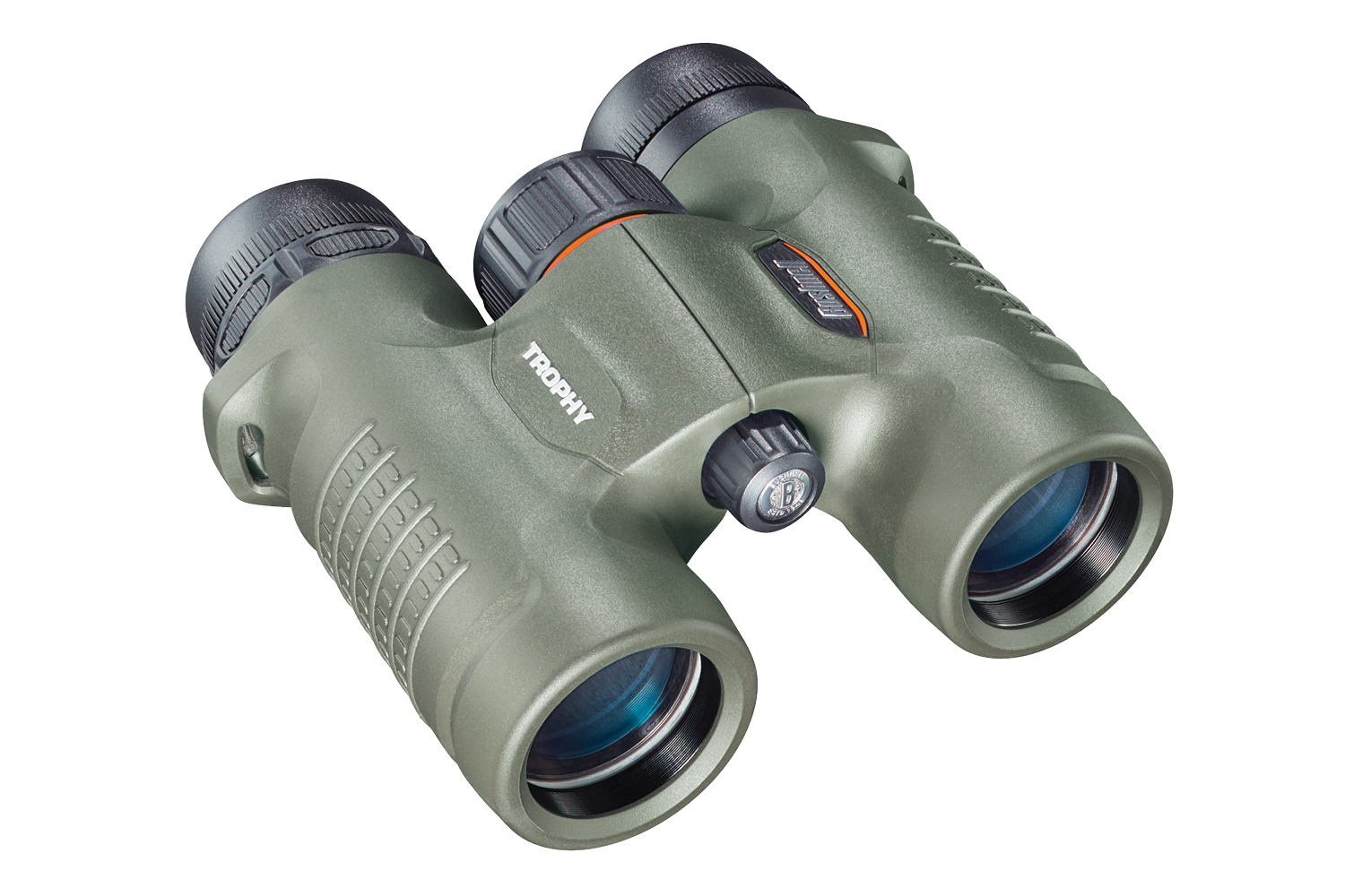Бинокль Bushnell TROPHY 8x32 бинокль navigator 10 30x60 зеленый