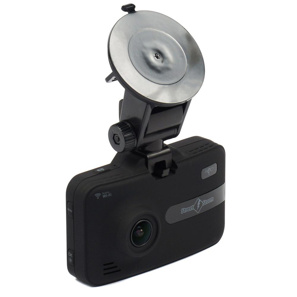Видеорегистратор с радар-детектором Street Storm STR-9940SE (+ Разветвитель в подарок!)