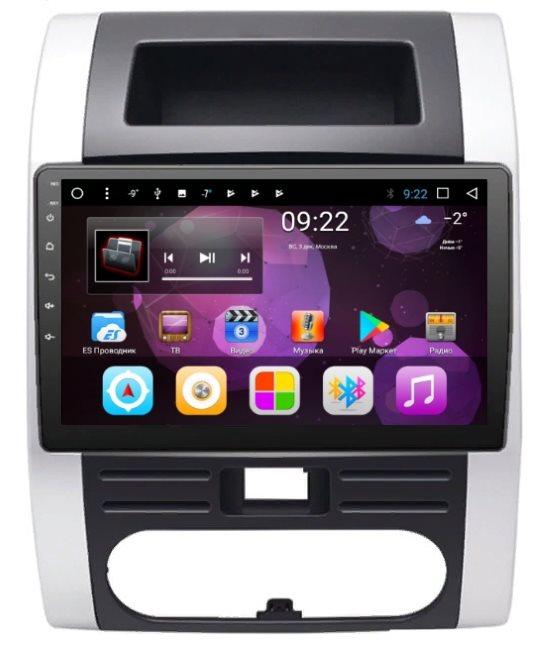 Штатная автомагнитола VOMI ST2744-T8 для Nissan X-Trail T31 на Android 8.1.0 (+ Камера заднего вида в подарок!)