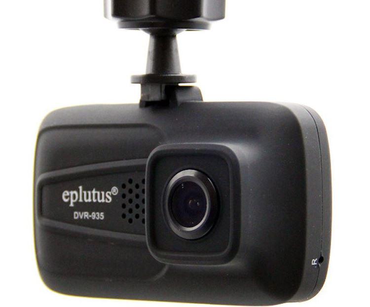 Видеорегистратор Eplutus DVR 935 (+ Разветвитель в подарок!)