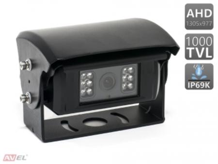 AHD камера заднего вида AVS670CPR для грузовых автомобилей и автобусов ahd камера axycam ad 31v12i ahd