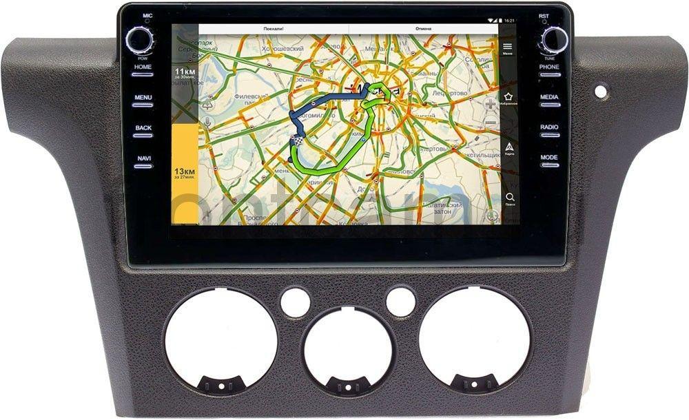 Штатная магнитола LeTrun 3149-10-1132 для Mitsubishi Outlander I 2002-2008 (правый руль) на Android 10 (DSP 2/16 с крутилками) (+ Камера заднего вида в подарок!)
