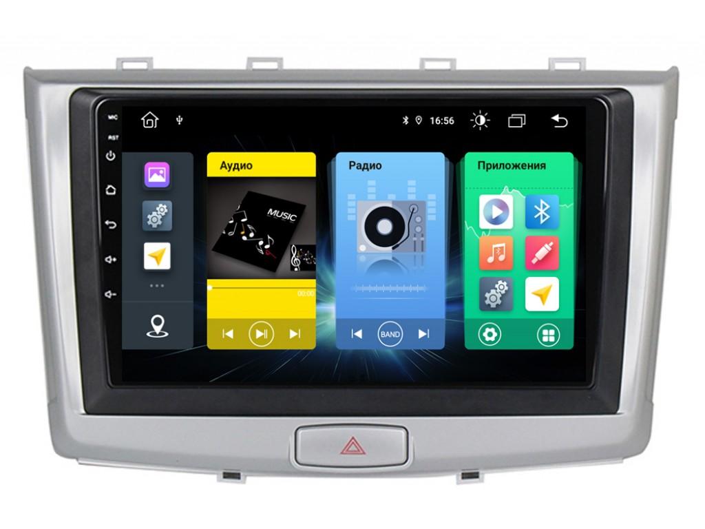 Головное устройство vomi FX453R10-MTK-LTE для Haval H6 08.2014-11.2020 (+ Камера заднего вида в подарок!)