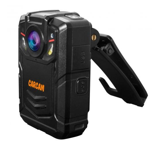 Портативный персональный видеорегистратор Каркам КОМБАТ 2s 128Гб (+ Разветвитель в подарок!)