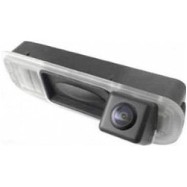 Камера заднего вида Incar Incar VDC-103 для FORD Focus III,B-Max,Tourneo Connect в ручку с подсветкой сетка для защиты радиатора arbori внешняя для ford focus iii 2015 кроме комплектации titanium 2 шт
