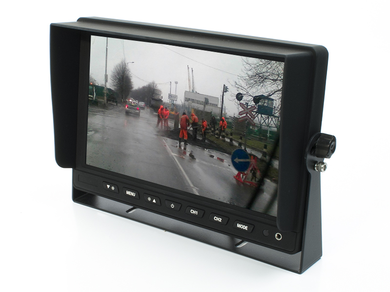 Фото - Парковочный монитор 10.1 для грузовиков и автобусов AVIS AVS4711TM (AHD) монитор