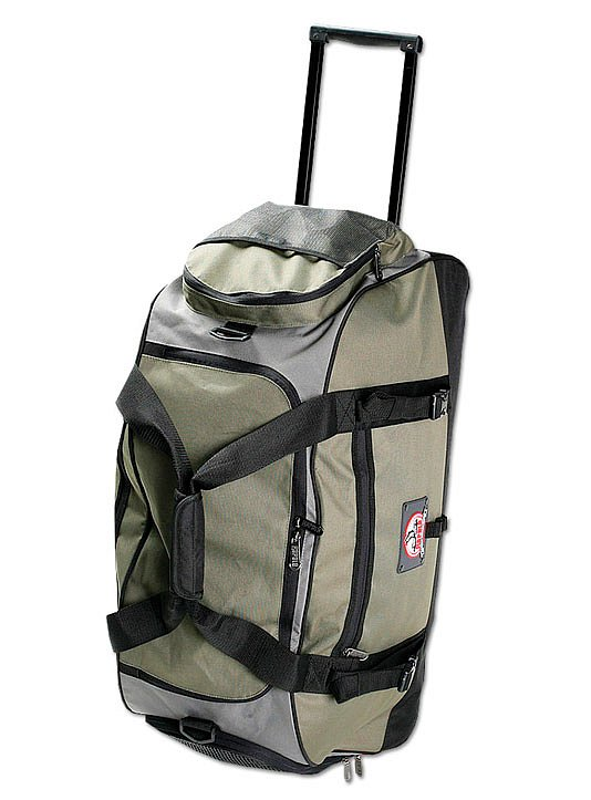 Сумка Rapala Limited Roller Duffel Bag цена