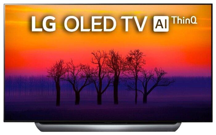 Фото - Телевизор LED 65 LG OLED65C8 Ultra HD, 50Hz, DVB-T2, DVB-C, DVB-S2, USB, WiFi, Smart TV игровой домик smoby садовод 310300