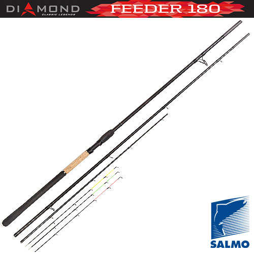 Удилище фидерное Salmo Diamond FEEDER 180 3.90 salmo perch f 08 rr