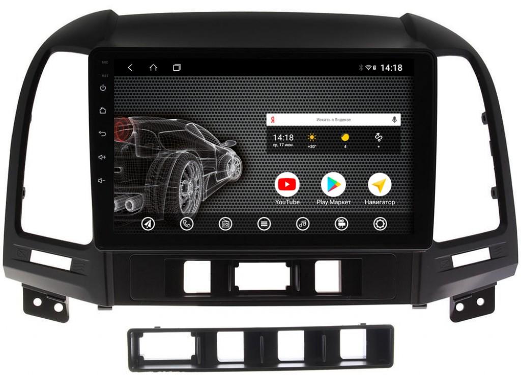 Головное устройство vomi ST2847-T3 для Hyundai Santa Fe 2 2006-2012 CM (+ Камера заднего вида в подарок!)